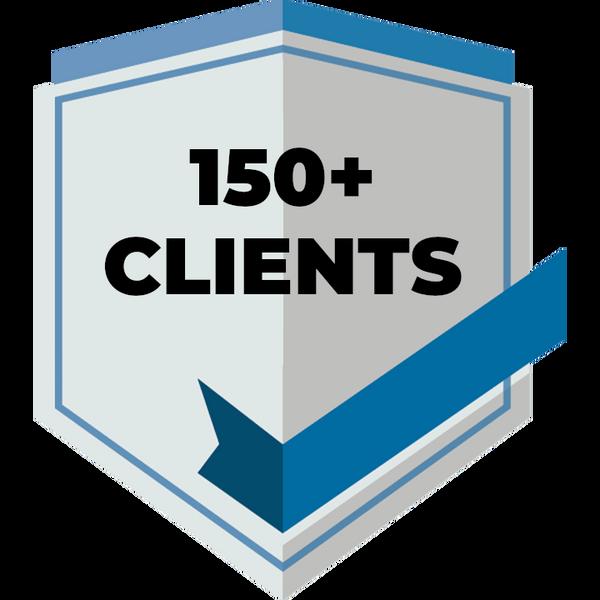 150+ Clients Satisfaits