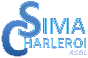 S.I.M.A. Charleroi asbl Logo