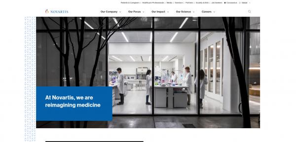 Novartis - Industrie pharma