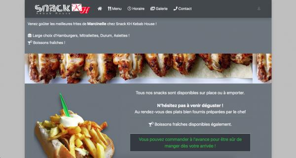 Snack KH - Kebab House