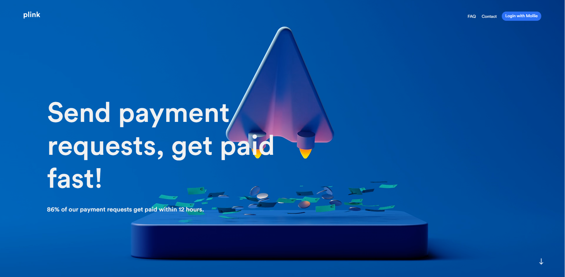 Plink - Send payment requests, get paid fast!