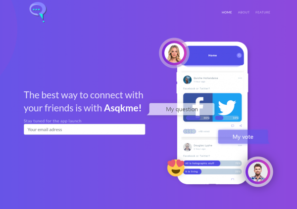 Application AskMe