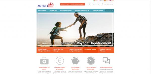 Mondassur - Assurance Voyage